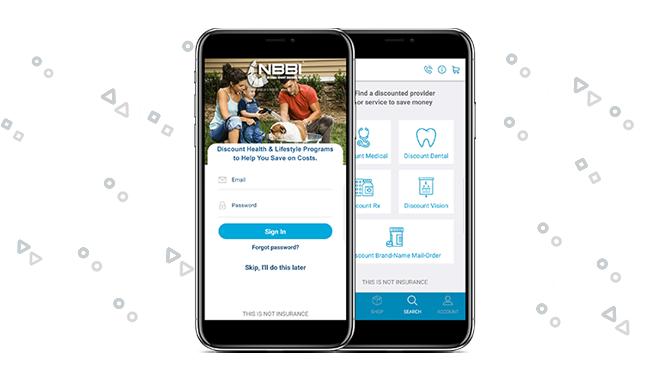 NBBI Discounts App